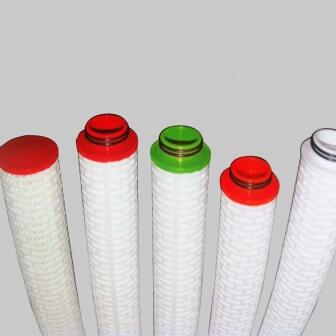 Glass Fiber Pleated filter cartridges Features