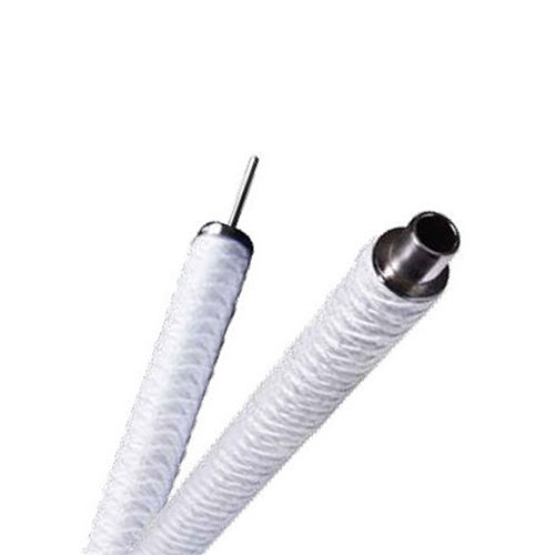 Pleated condensate filter element of 70 inches